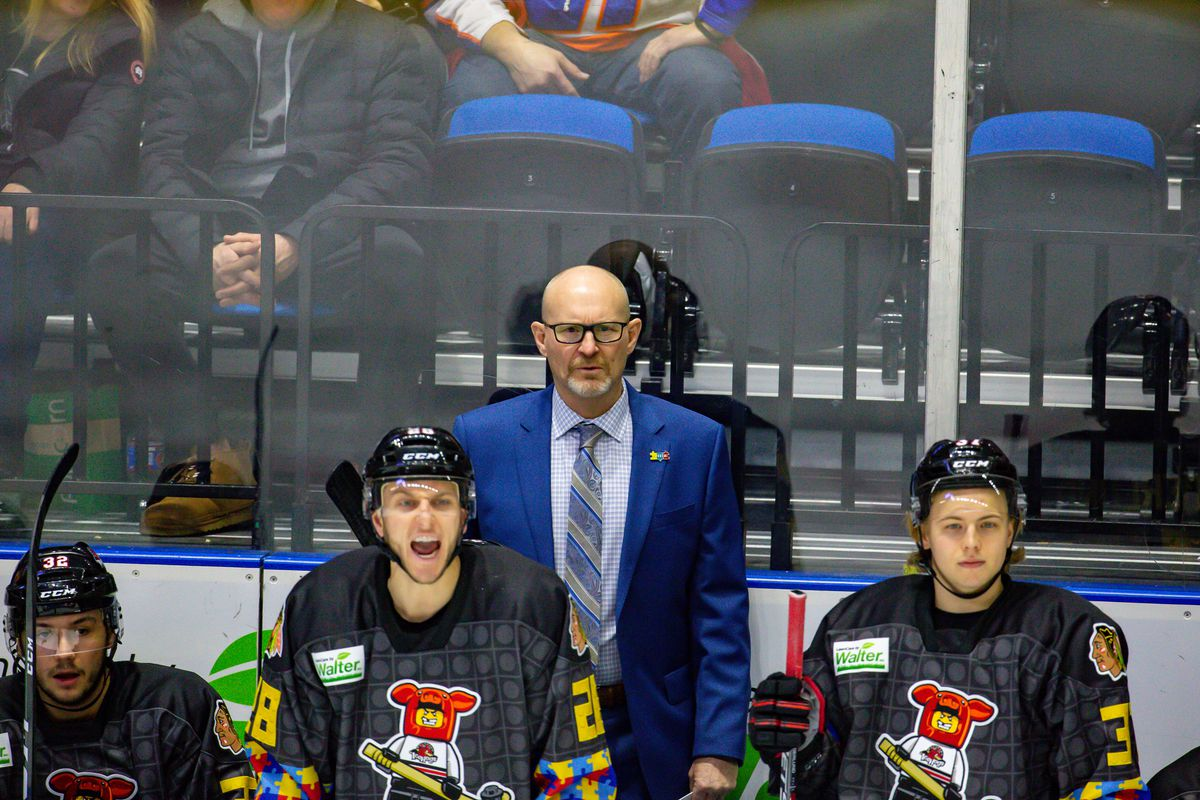 Q&A with Rockford IceHogs coach Derek King on first half of season, Blackhawks prospects