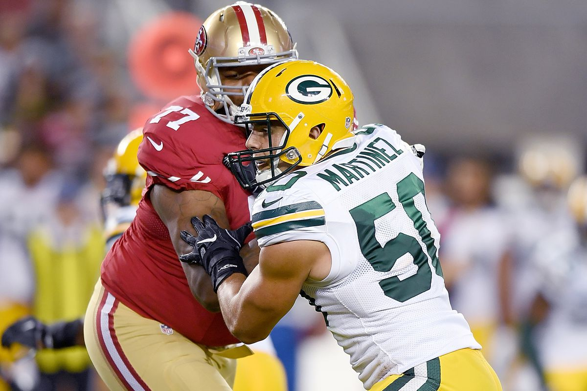 check out b277a af8ce Blake Martinez is the ILB the Packers deserve — and the one ...