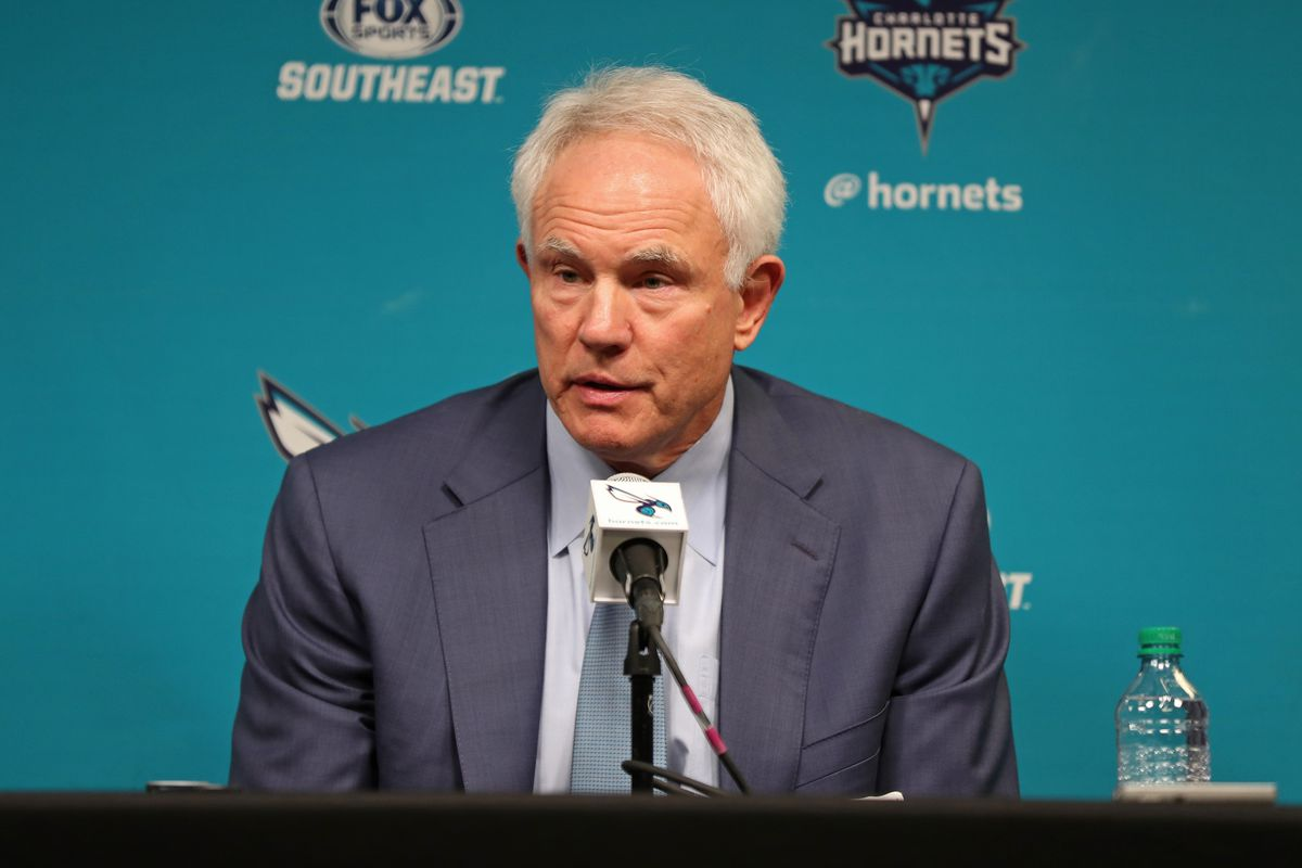 Charlotte Hornets Introduce Mitch Kupchak as President of Basketball Operations & General Manager
