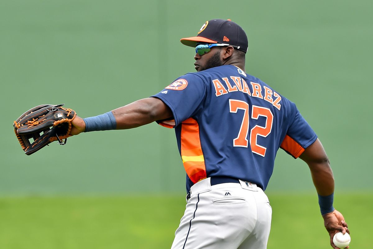 Astros Prospects That Might Be Underrated.....