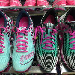 Women's sneakers, $50