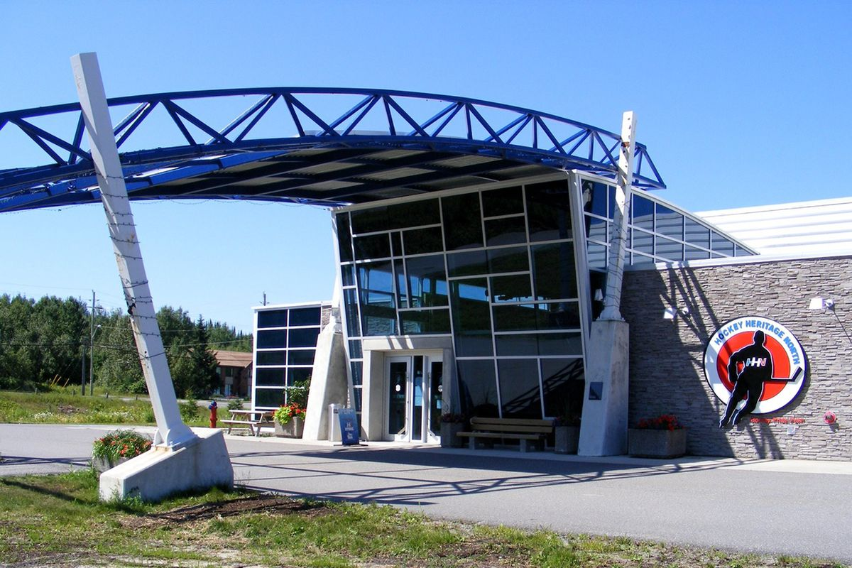 Hockey Heritage North, Kirkland Lake, Ontario