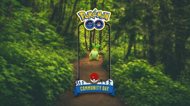 Turtwig stands in a forest on a phone screen