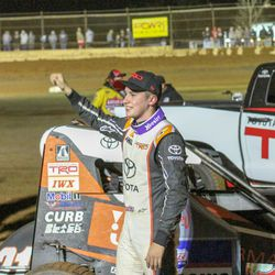 Christopher Bell - NASCAR Guy and hometown hero