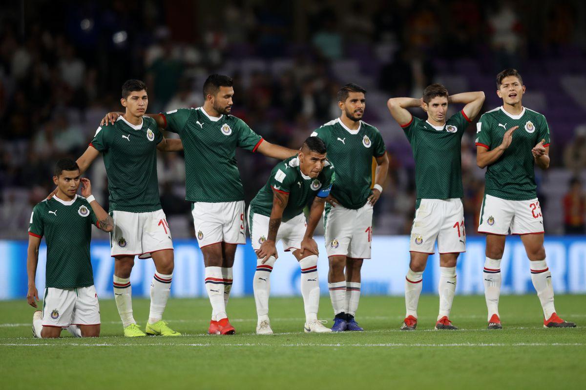 ES Tunis v CD Guadalajara - FIFA Club World Cup UAE 2018 5th Place Match