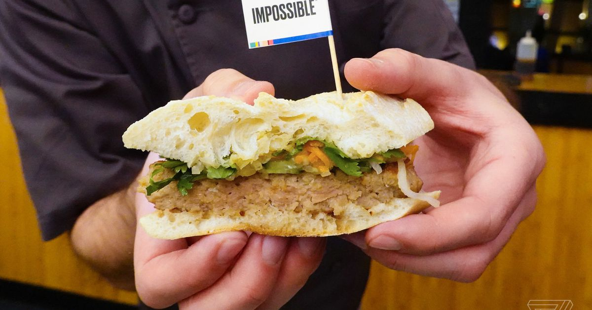 Impossible CEO says it can make a meat 'unlike anything that you've had before'