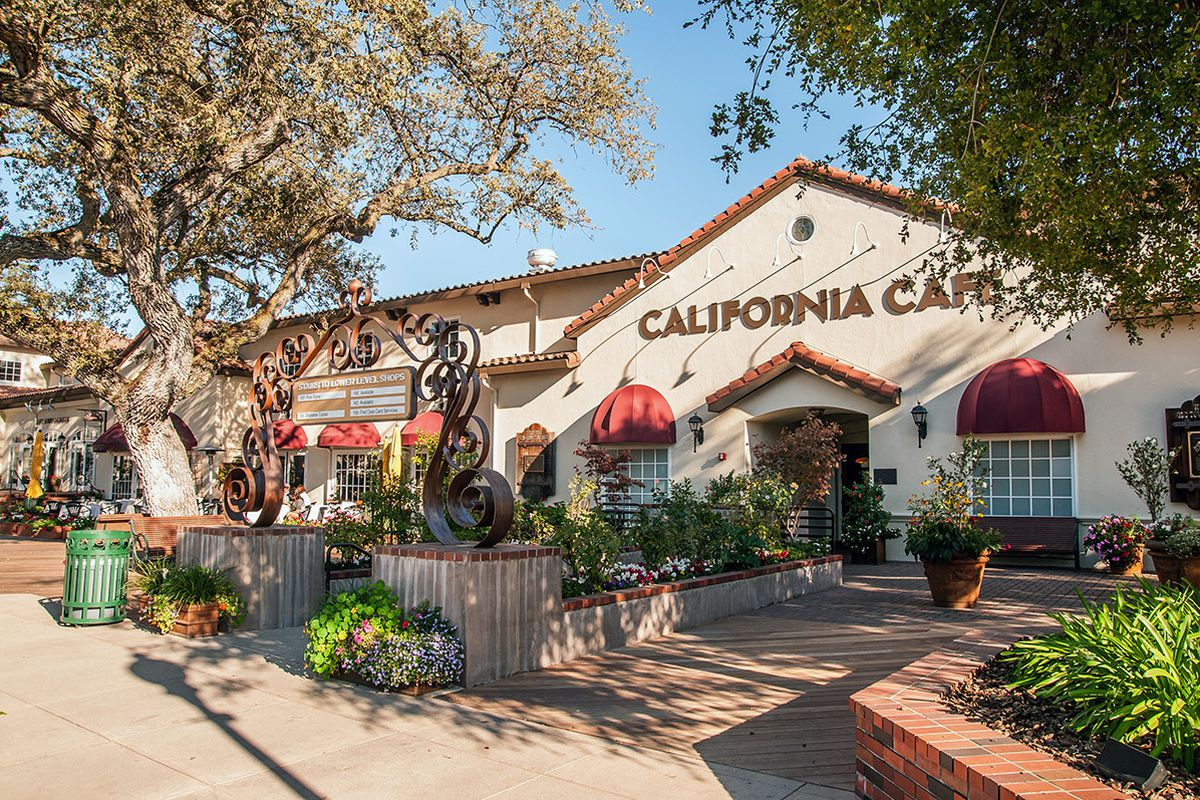 California Cafe Restaurant Los Gatos Ca