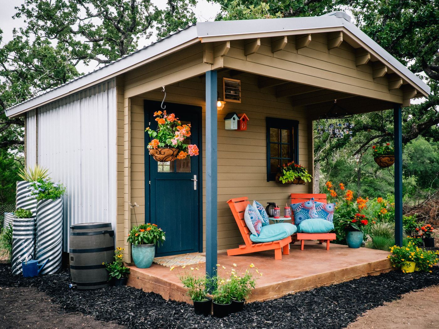 Tiny Houses in Austin are Helping the Homeless, but It Still Takes