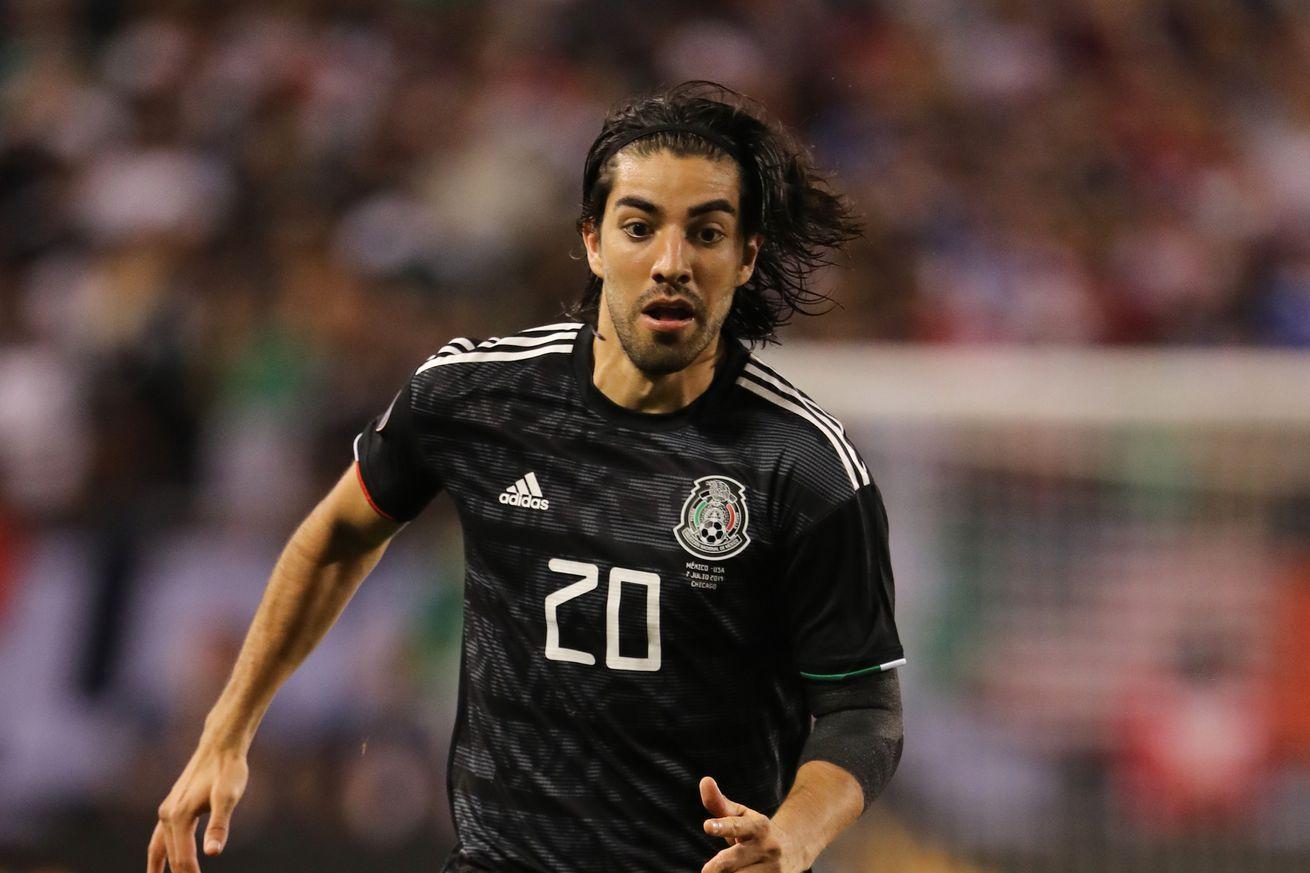 TRANSFER RUMOR: AC Milan linked with Monterrey?s Mexico international midfielder Rodolfo Pizarro