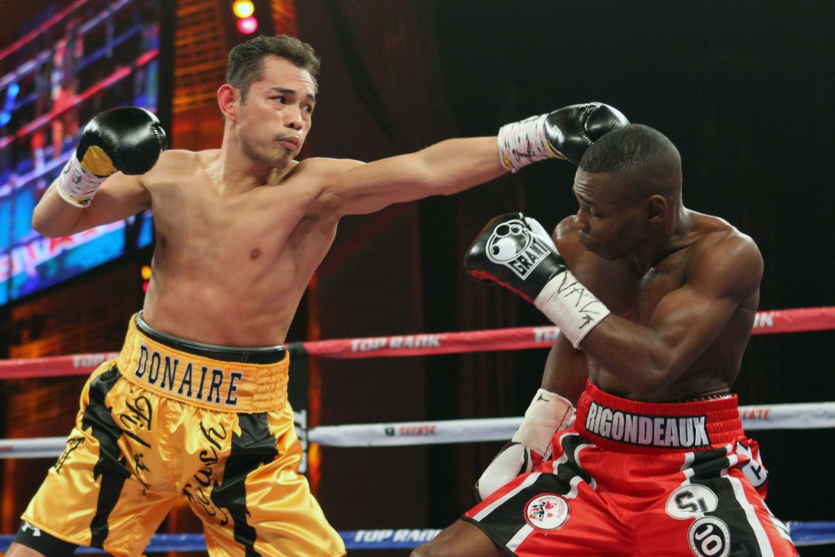 On talent, Nonito Donaire is among the best super flyweights ever. But does his resume stack up?