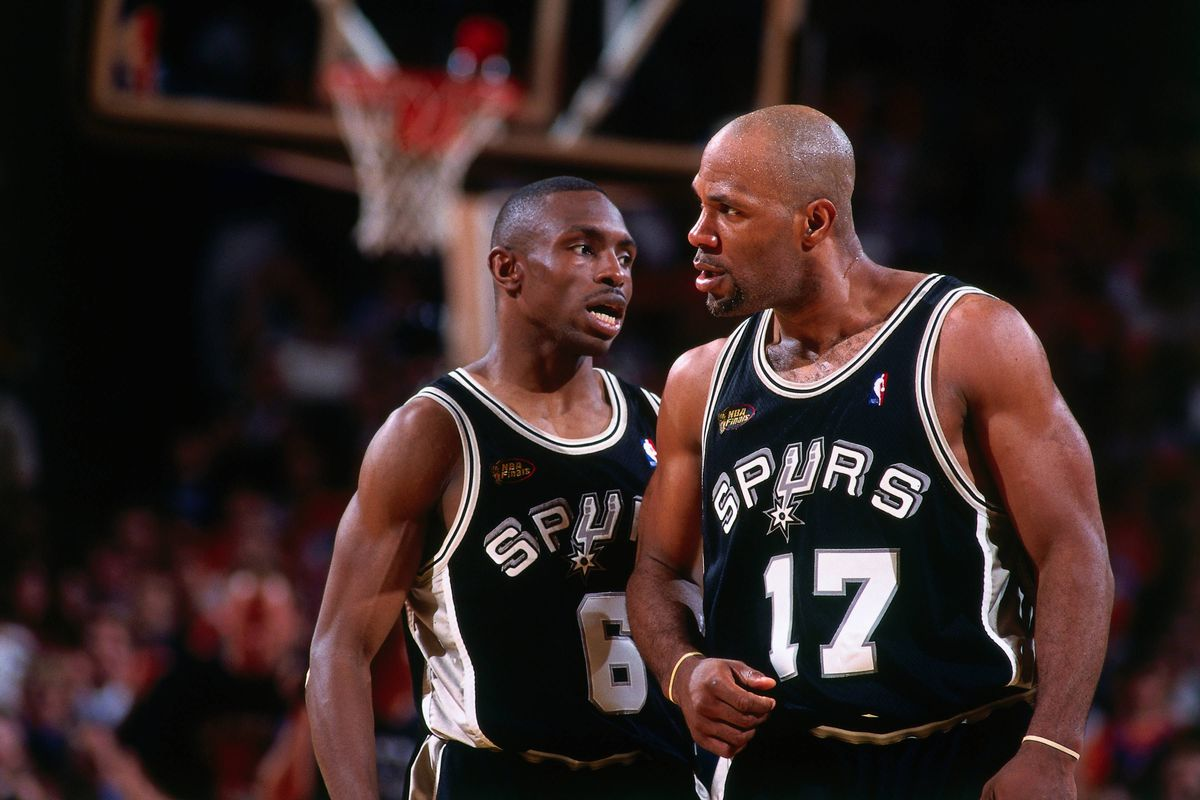 1999 NBA Finals Game 4: San Antonio Spurs vs. New York Knicks