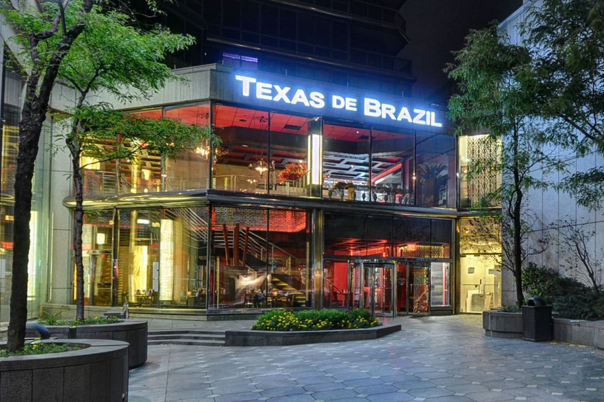 Texas de Brazil seemed just as good as all the other major Brazillian churrascaria's as far as meat quality in the area along with the same price tag. A buffet dinner costs ~$ Overall, I really enjoyed the house special sirloin that they served/5().