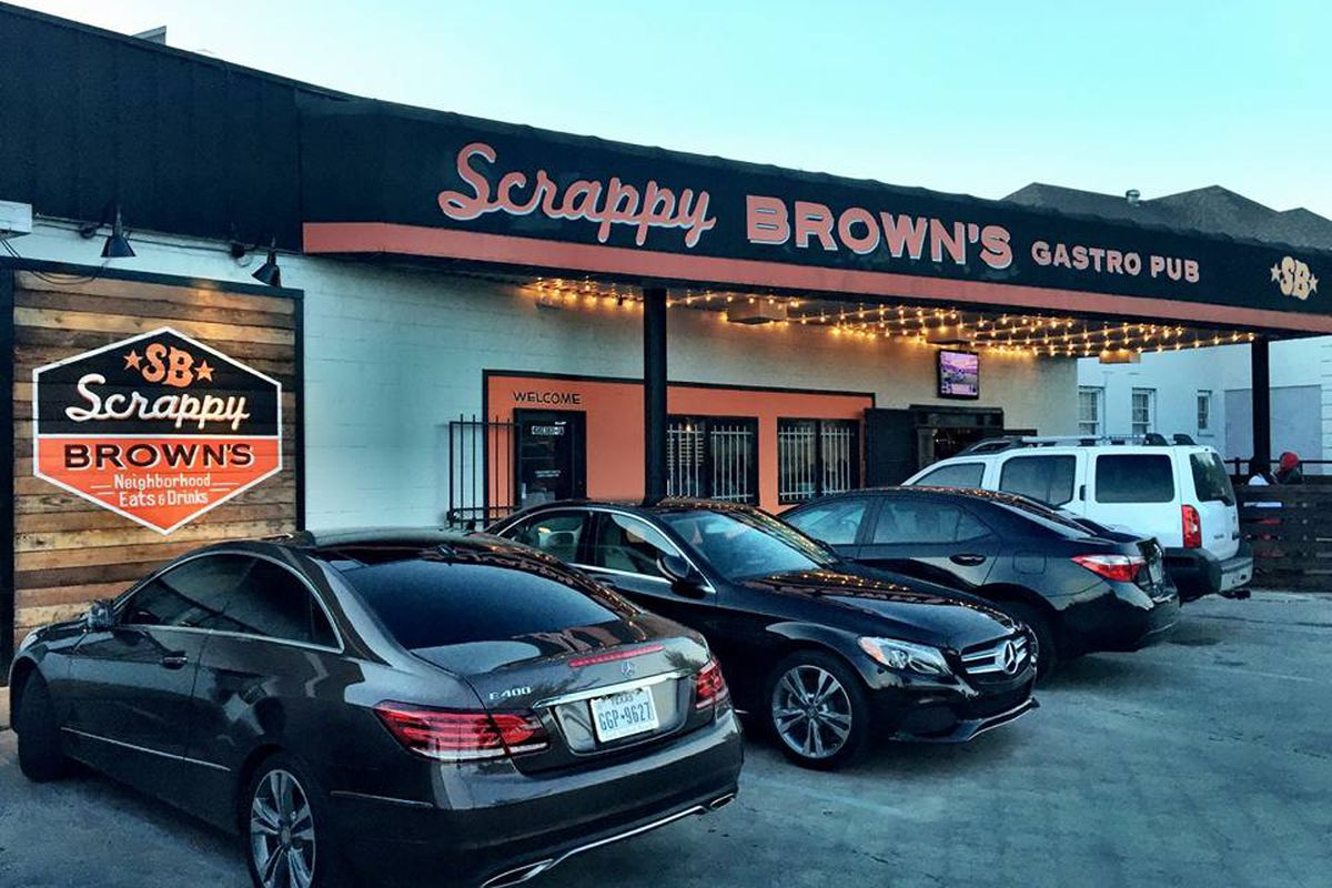 Scrappy Brown's is just one of many businesses participating in Black Restaurant Week