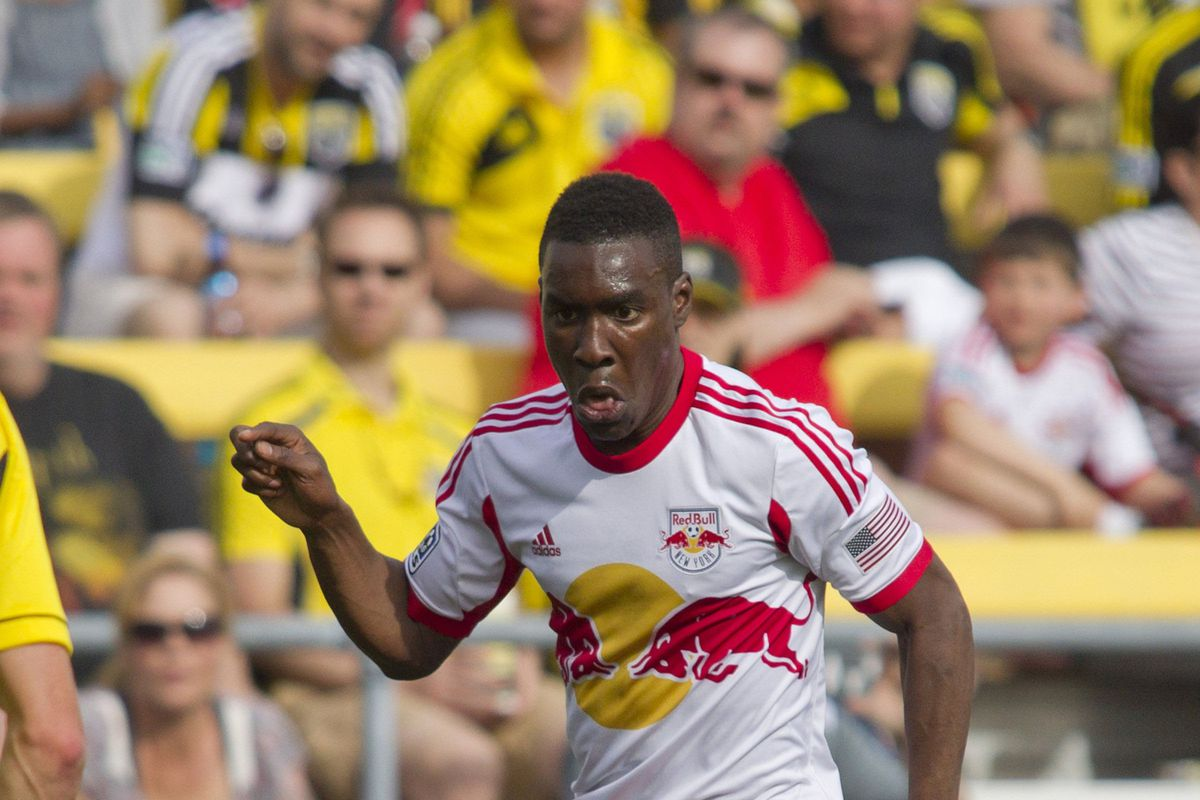 Lloyd Sam is one awesome soccer player. He played his awesome soccer with New York yesterday, helping them to a 1-1 draw. Red Bulls remain one of seven (7) MLS teams without a win.