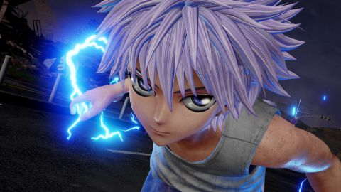 Jump Force will let you create your own custom character - Polygon