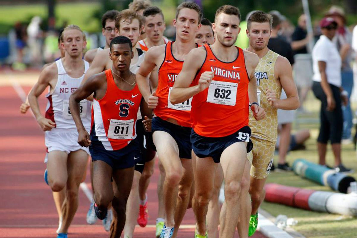 Justyn Knight is one of the Syracuse athletes favored to advance to Eugene