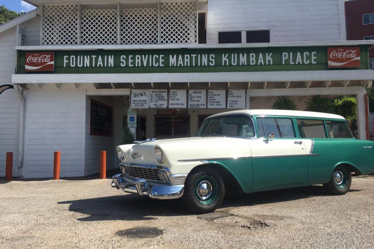 Dirty Martin's