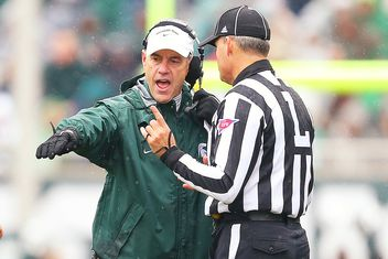 Chris L Rucker News Stats Photos Michigan State Spartans