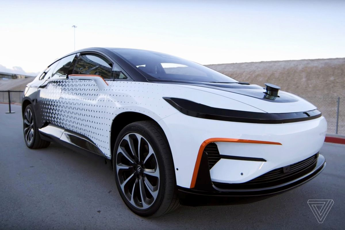 Faraday Future Strikes Deal To Make Cars In China With Mobile Gaming Company New