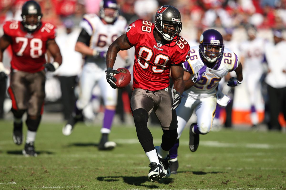 Minnesota Vikings v Tampa Bay Buccaneers