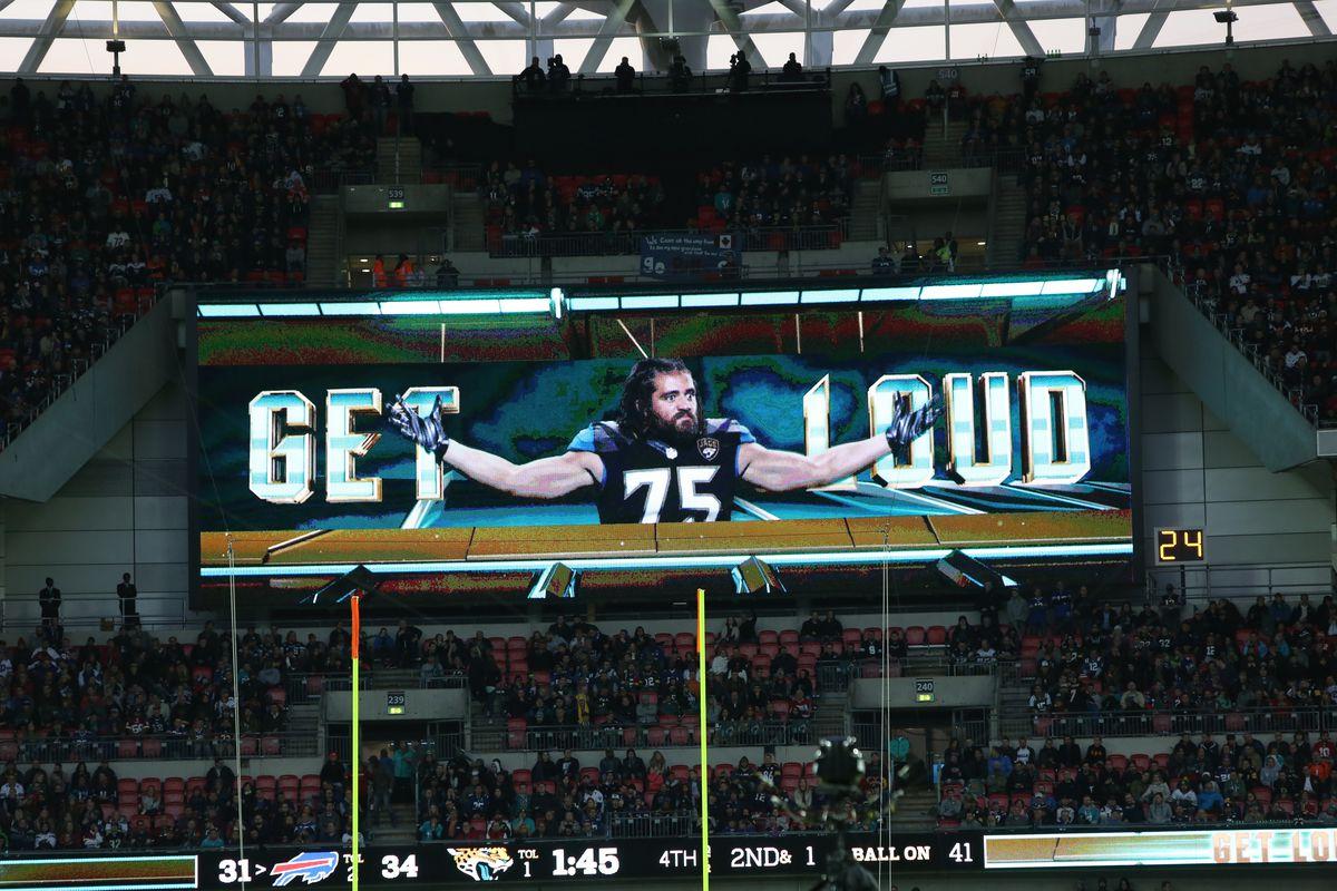 NFL: OCT 25 International Series - Bills at Jaguars