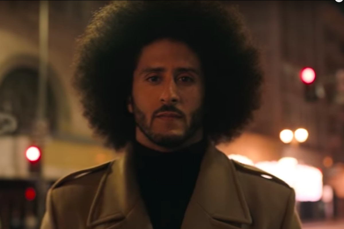 6d5d1f2f6c12 As I watched Colin Kaepernick s new advertisement with Nike