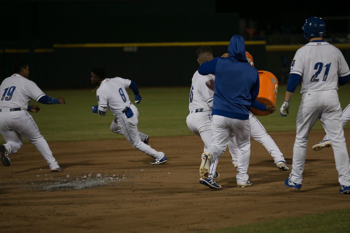 Storm Chasers beat the Royals, 3-2 in the first matchup in 19 years
