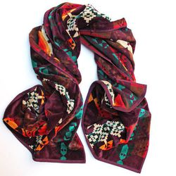 """<b>Pendleton</b> Jerome Towel at <b>Patch NYC</b>, <a href=""""http://www.patchnyc.com/products/jerome-towel-ed6275"""">$46</a>"""