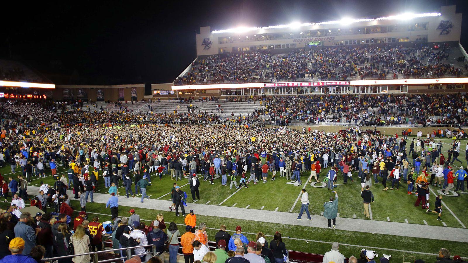 Boston College Football: Everyone Has More Non-Alumni Fans ...