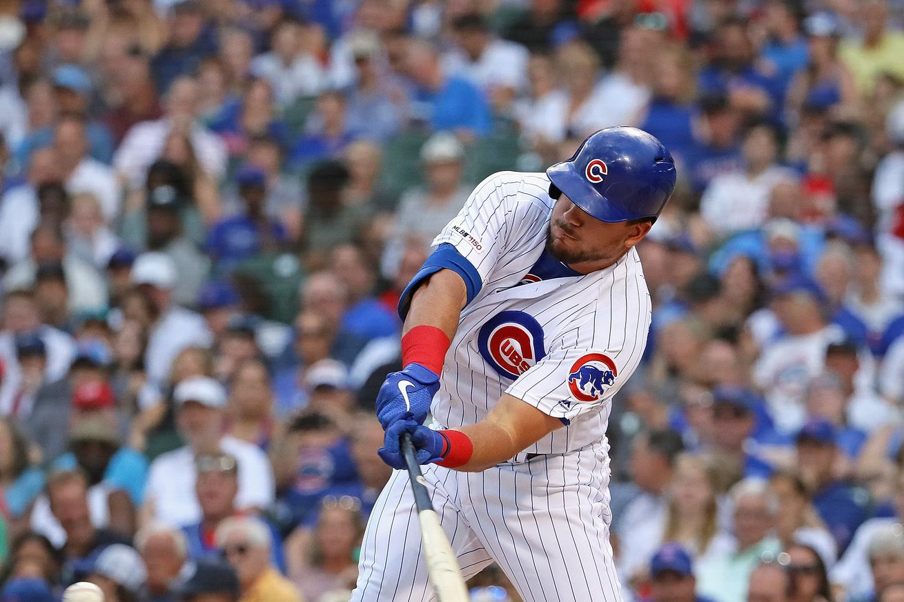 Kyle Schwarber walk-off homer sends Reds to 4-3 loss against Cubs