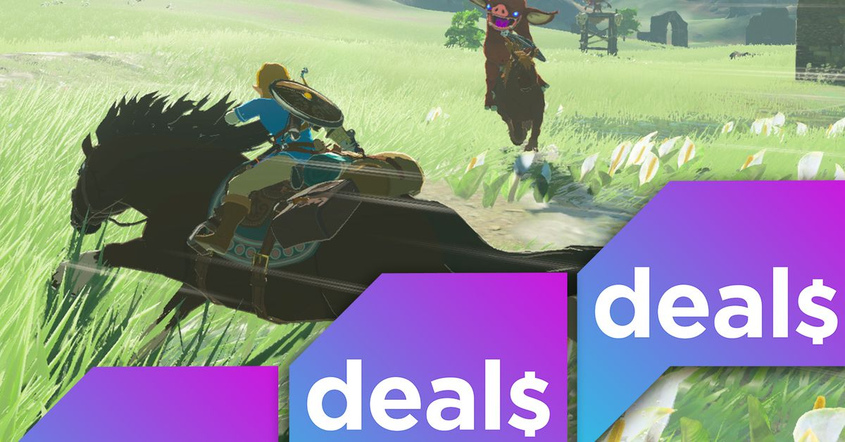 Best gaming deals: Xbox sales, discounted PCs and Nintendo ...