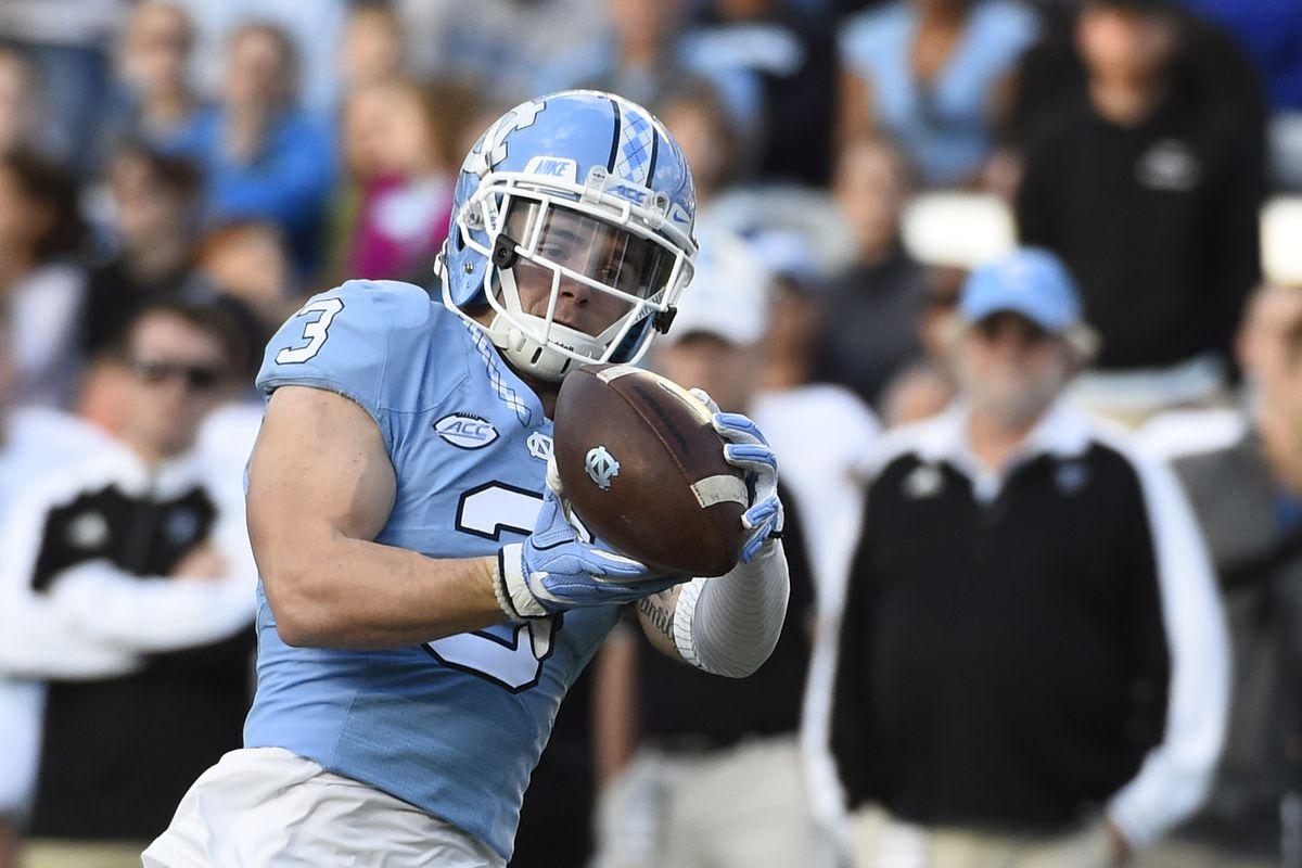 NCAA Football: The Citadel at North Carolina
