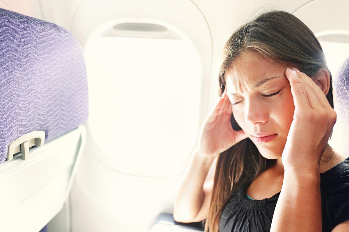 airplane sickness