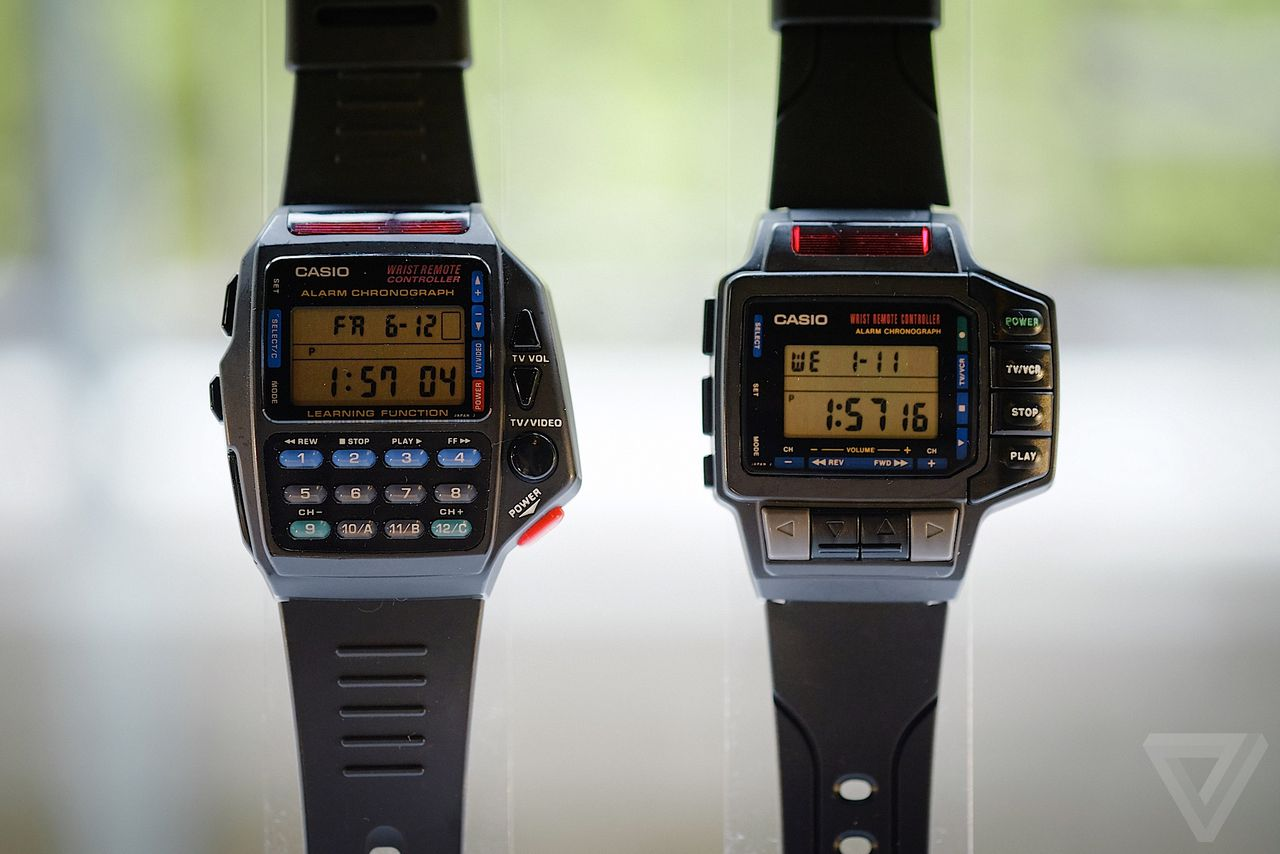 The original smartwatches casios history of wild wrist designs the original smartwatches casios history of wild wrist designs gumiabroncs Choice Image