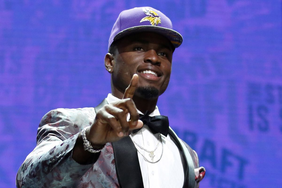 Minnesota Vikings first round pick Laquon Treadwell is excited for his  opportunity in Minnesota. 755be47d6