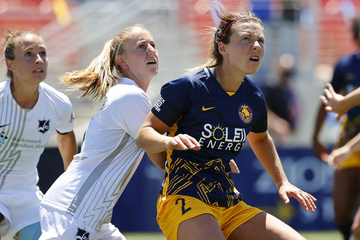 Soccer: NWSL Challenge Cup-Utah Royals vs Sky Blue FC