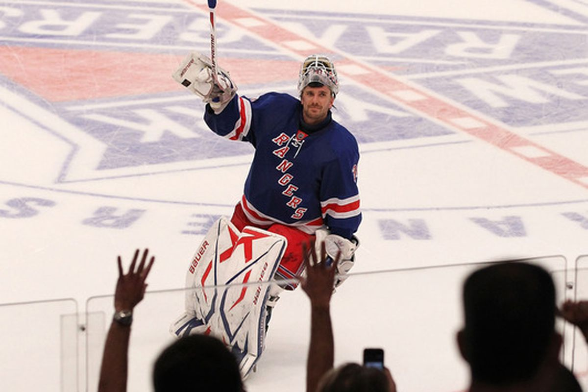 Henrik Lundqvist Contract Rangers Goalie Doesn T Want To Leave New