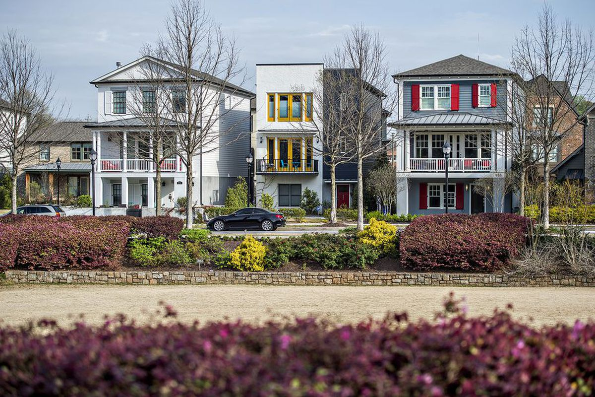 As one intown example, Glenwood Park has seen home sales edge ever closer to $1 million in recent  months.