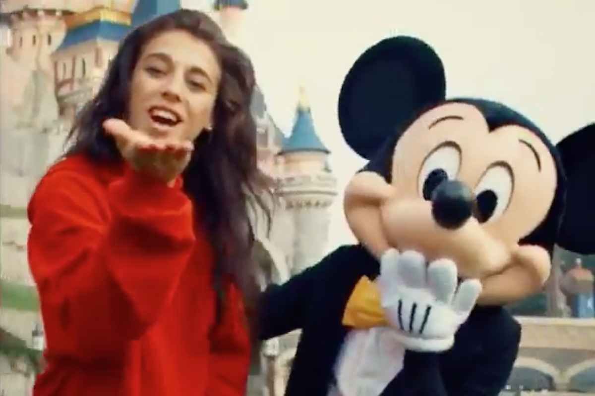 Joanna Jedrzejczyk featured in Disney commercial, Liddell roasts Ortiz for 'wine and cheese' comments
