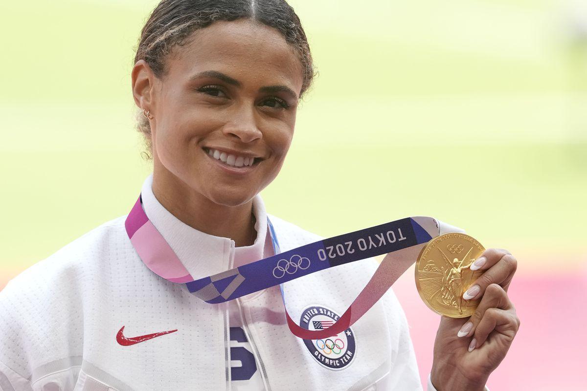 Olympics: Athletics-Aug 4 Evening Session
