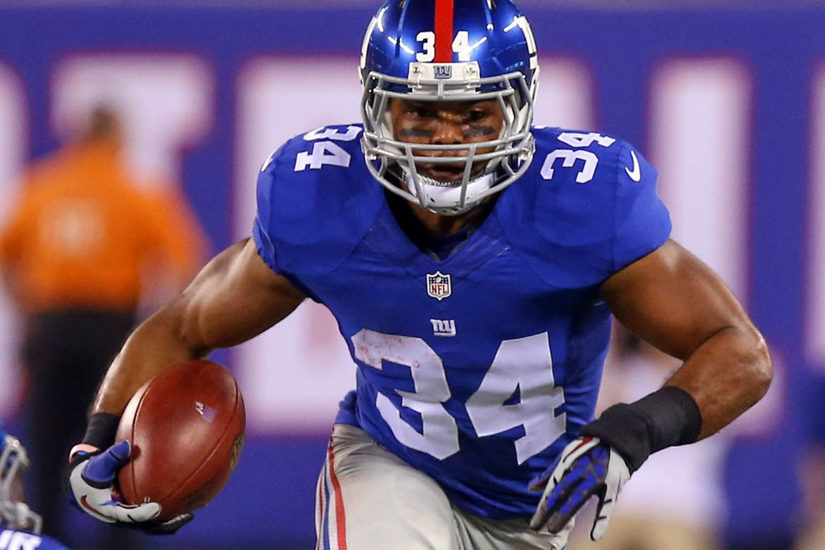 Shane Vereen with the ball Saturday vs. the Jets