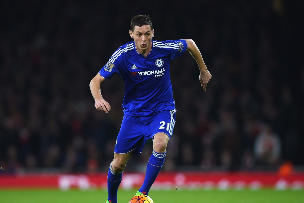 Nemanja Matic signs 3 year deal with Manchester United SBNation