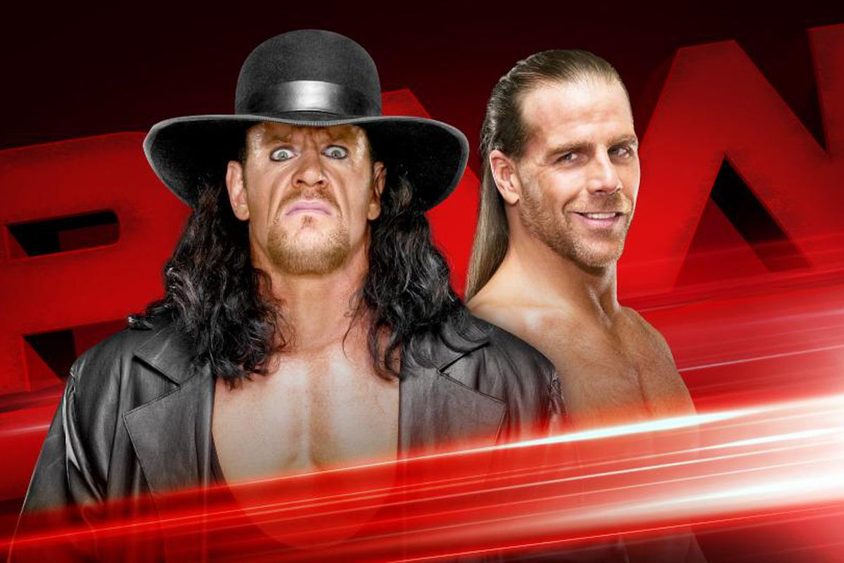 Wwe raw results live blog jan 9 2017 undertaker shawn wwe monday night raw comes waltzing back into our lives tonight jan 9 2017 from the smoothie king center in new orleans louisiana featuring all the m4hsunfo