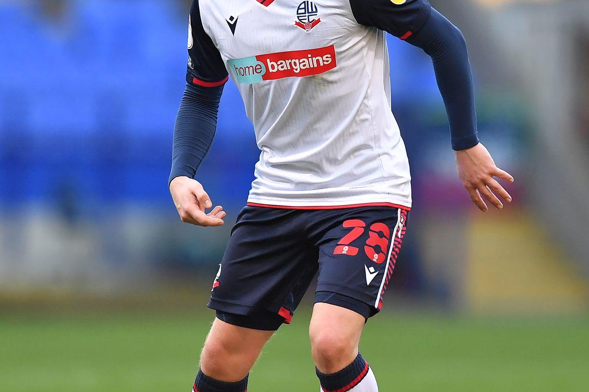 Bolton Wanderers v Barrow - Sky Bet League Two