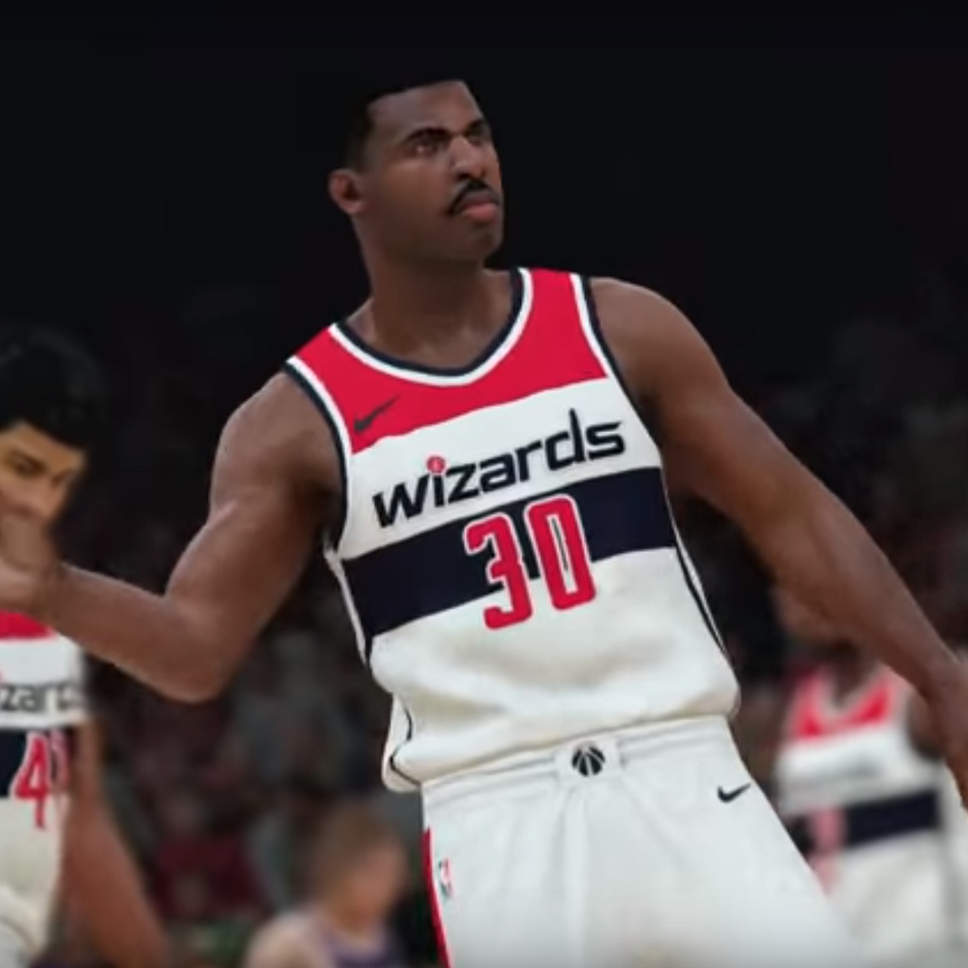 NBA 2K18 releases roster for Wizards All-Time Team, sneak peek of