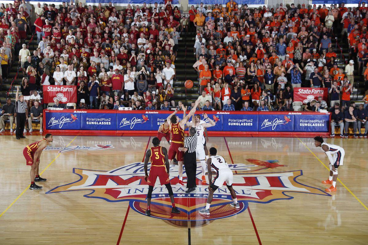 NCAA Basketball: Iowa State at Illinois