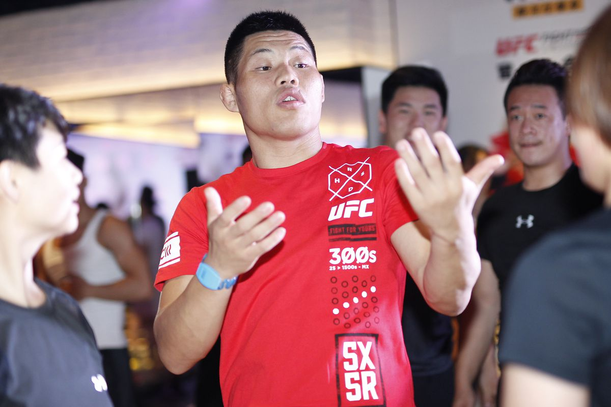 UFC MMA Seminar