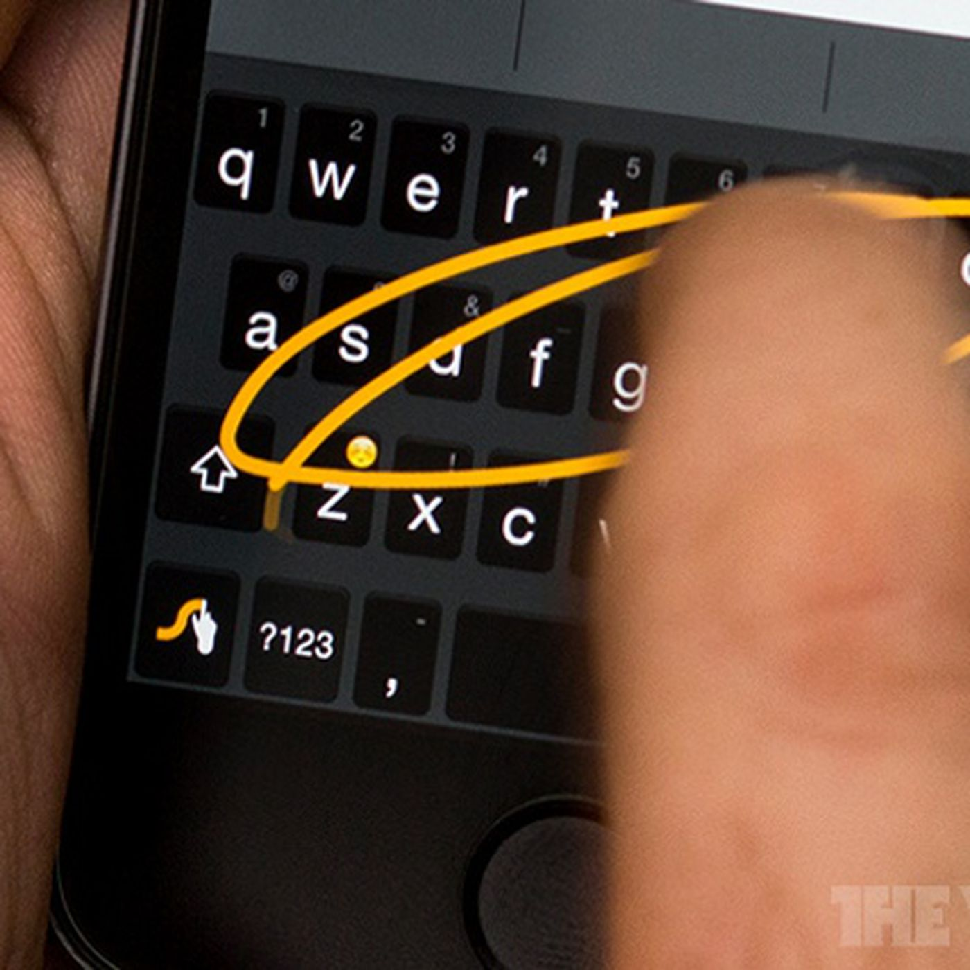 how to use swype keyboard on android