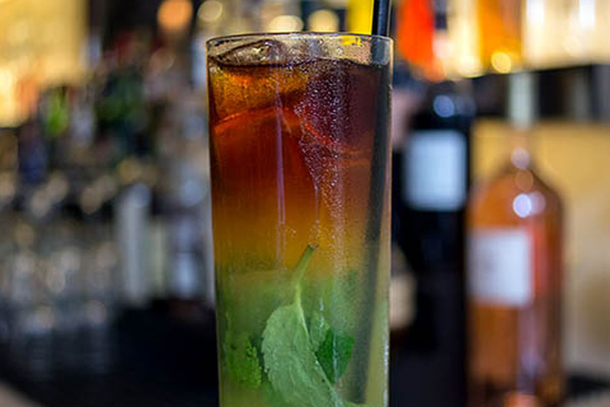 Pimm's Cup at Vernick