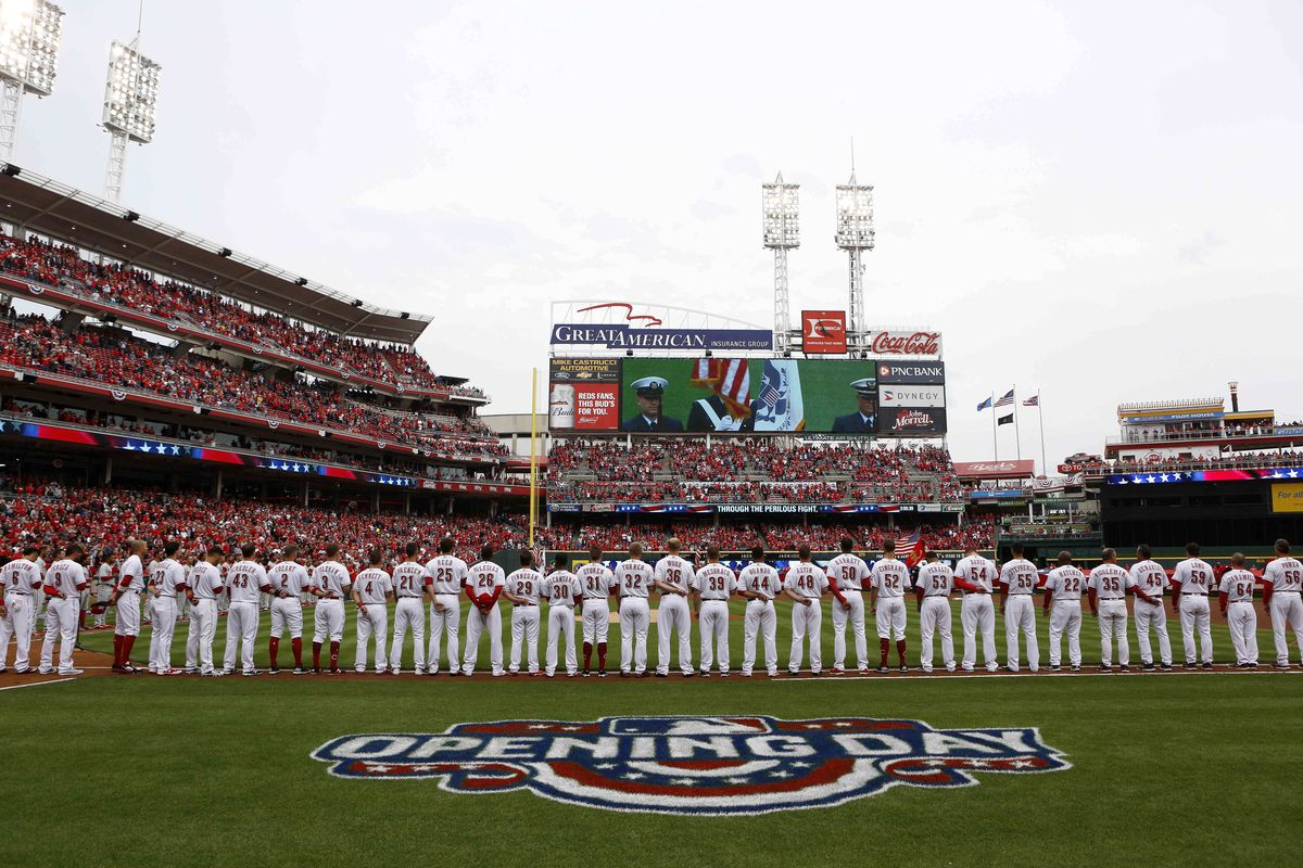 Predicting The Opening Day Roster For The Cincinnati Reds